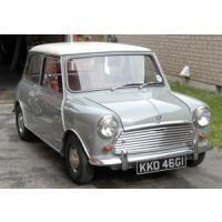 MK2 Mini Saloon 1967-70