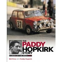 Paddy Hopkirk Autographed Memorabilia