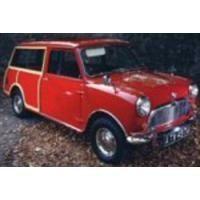Mini Traveller MK1 1962-67