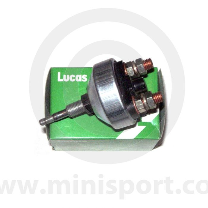 17H5260 Floor mounted starter solenoid switch for the early Mk1 Mini models '59-'64.