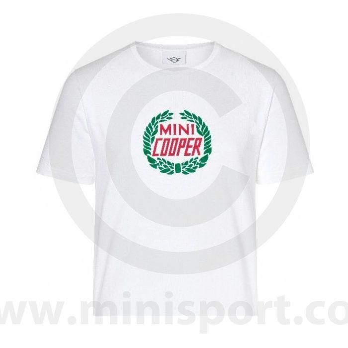 Mini Cooper Laurel T Shirt by MINI