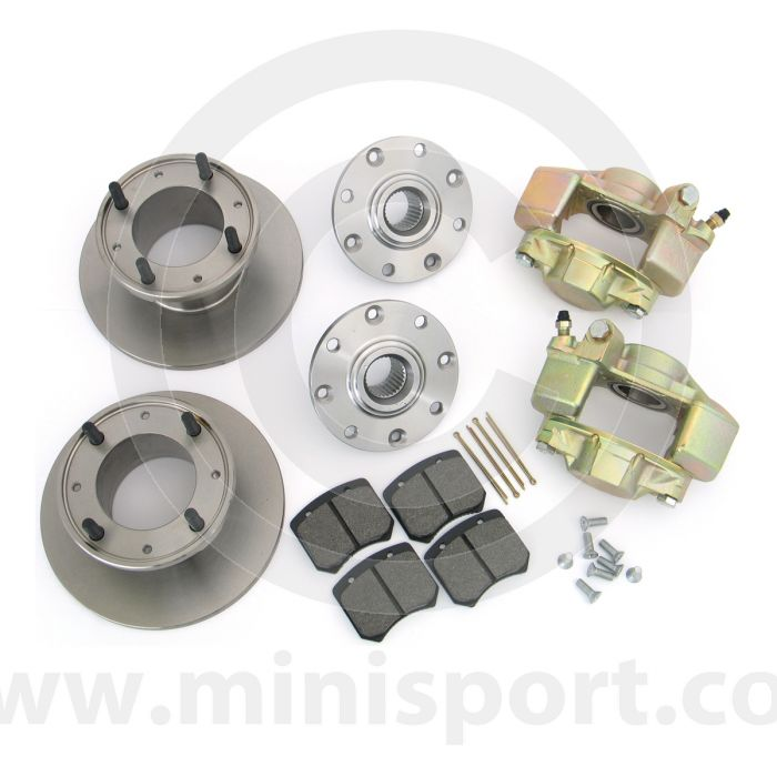 MS2681GEN Mini brake conversion kit to change from 12