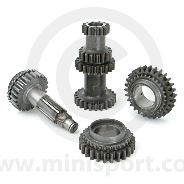 MS3371 Mini 3 synchro straight cut gear kit
