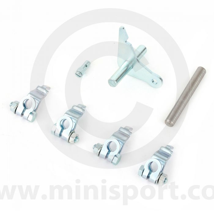 HS4 Carburettor Throttle and Choke Linkage Kit