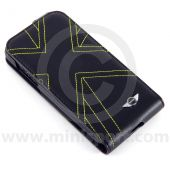 BM80.28.2.289.322 MINI Union Jack style phone flap case, suitable for iPhone 5 and iPhone 5S