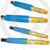 BIL24-1814KIT Set 4 Bilstein B6 Sport classic Mini shock absorbers '59-'01