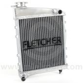 C-ARA5100MS Alloy 2 core, hi-flow, side mounted radiator to suit all Mini models 1959-92 except injection models