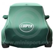 Luxury Cooper Mini Car Cover & Mirror Pockets