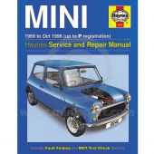 Haynes: Service & Repair Manual '69 to '01