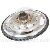 KAD1011220P/E KAD Mini 2.8kg alloy flywheel with pre-engaged ring gear