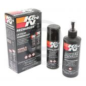 K&N Air Filter Service Kit - Spray