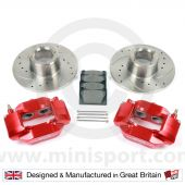 "RED Mini Sport 8.4"" Brake Kit"