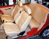 Mini 93-95 Vinyl Front Rear Seat Cover kit
