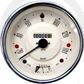 SMISN4421-61 Smiths Classic Mini Speedo 140Kph