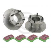 SSBK01S Surestop brake kit - cooper S - 7.5'' discs