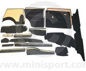 26 Piece Interior Panel Kit for LHD Mini Clubman Estate 76-80