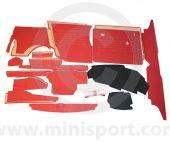 26 Piece Interior Panel Kit for LHD Mini Clubman Estate 70-75