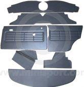 12 Piece Interior Panel Kit for Oval Speedo - Mini Saloon 73-76
