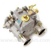 Weber 40 DCOE Carburettor - Side Draught