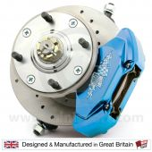 Mini 7.5'' Disc Brake Assemblies & Alloy 4 Pot Calipers