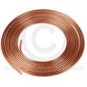 """3/16"""" Copper Brake Pipe Coil"""