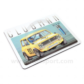 Heritage Mini Clubman Mouse Mat