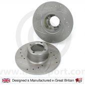 "8.4"" Disc Surestop brake kit - Mini '84 on"