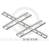 MCR31.41.03.00 X Member Assembly - Load Floor - Mini Van & Mini Pickup