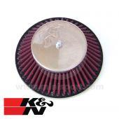 Air Filter, K&N, HS6, centre hole, 45mm