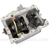 Mini 4 syncro, rod type gearbox