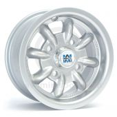 Minilite 5'' x 12'' Alloy Wheel