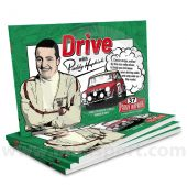Drive with Paddy Hopkirk Book - Signed by Paddy Hopkrik