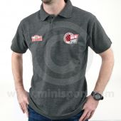 Polo shirt with Mini Sport Cup logo embroidered