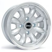 "5.5"" x 12"" silver Ultralite alloy wheel and Yokohama A048 tyre package"