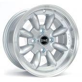 "7 x 13"" Ultralite Mini Wheel - Silver"