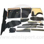 26 Piece Interior Panel Kit for RHD Mini Clubman Estate 76-80