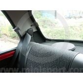 Rear Parcel Shelf Trim Panel - Carpeted - Mini 96-00