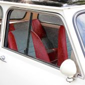 LH Lower Door Moulding - Mini Mk1-2