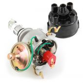 45D4 Lucas Type Distributor - Points Ignition