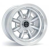 "5"" x 10"" Minator Alloy Wheels with Yokohama A008 Tyres"