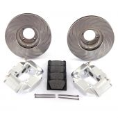 """8.4"""" Vented Brake Kit with Alloy Calipers"""