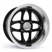 "7"" x 13"" Mamba Alloys in Black - Yoko A539 Package"