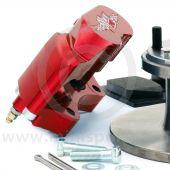 7.5 Cooper S, 12 to 10, Red Alloy Caliper Brake Conversion Kit