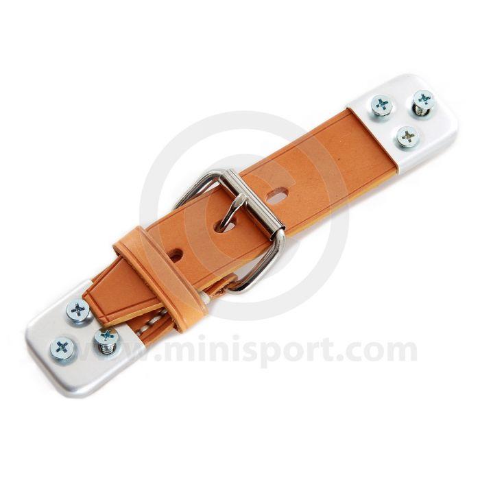 Works Type Leather Bonnet Strap - Mk1/2