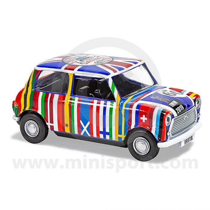 Limited Edition 2019 IMM Mini Model