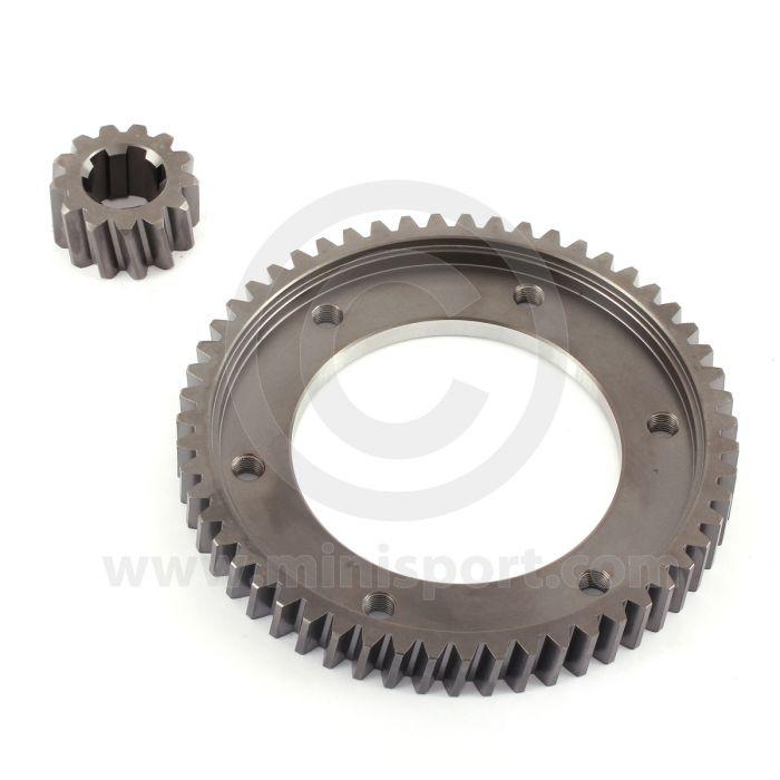 MS3332 LSD fitment semi helical Mini final drive gears - 4.23:1 ratio