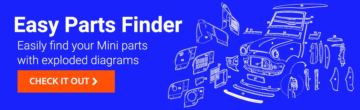 Mini Sport Easy Spares and Parts finder
