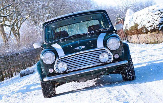 Classic Mini Winter Prep